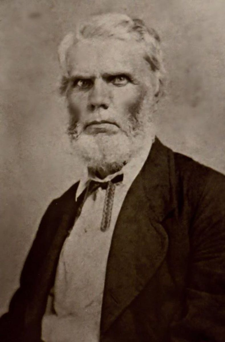 Horatio Claggett Sr. the towns leading banker and financer had most of the coinage moved down into the caverns under the city at the time of the first occupation.