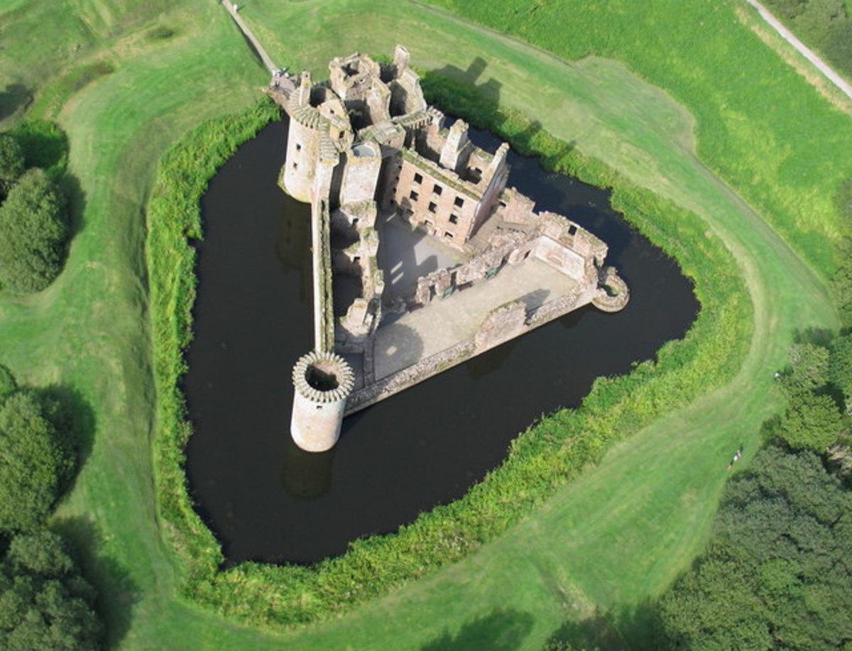 'Caerlaverock Castle