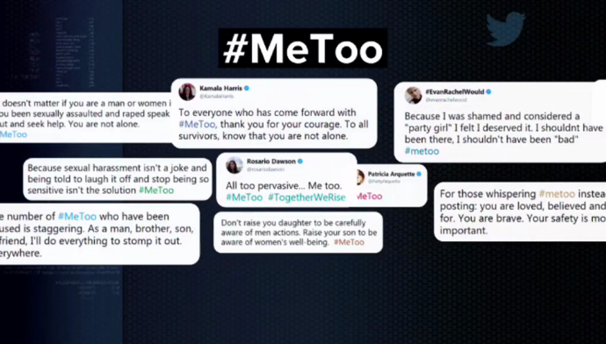#MeToo: The Problem With Speaking Out