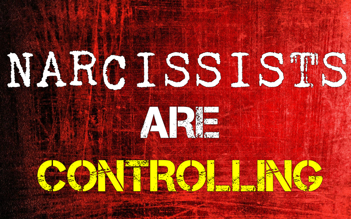 Narcissists Are Controlling