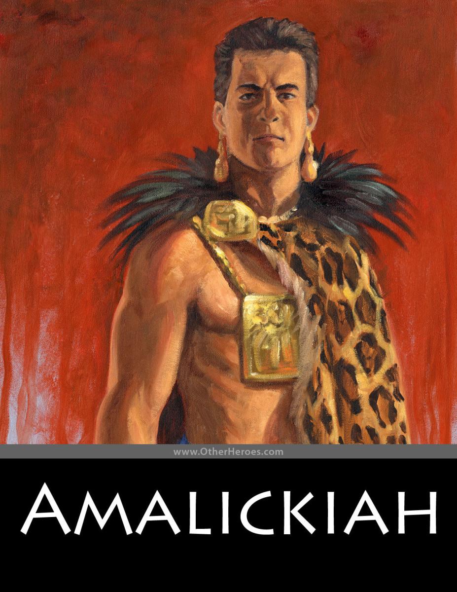 The Rise of Amalickiah