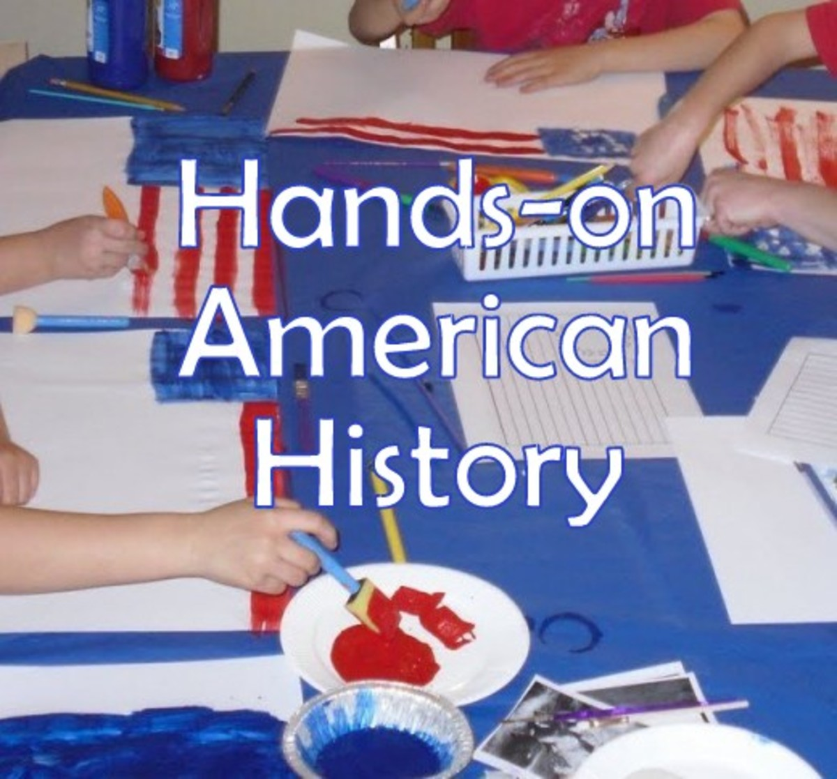 Hands-on American History: American War for Independence Battles Lesson in 45 Minutes