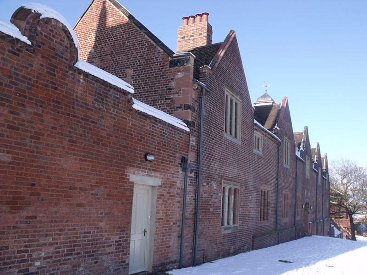 The Stable Range at Aston Hall