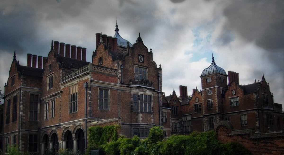 The Ghosts of Aston Hall