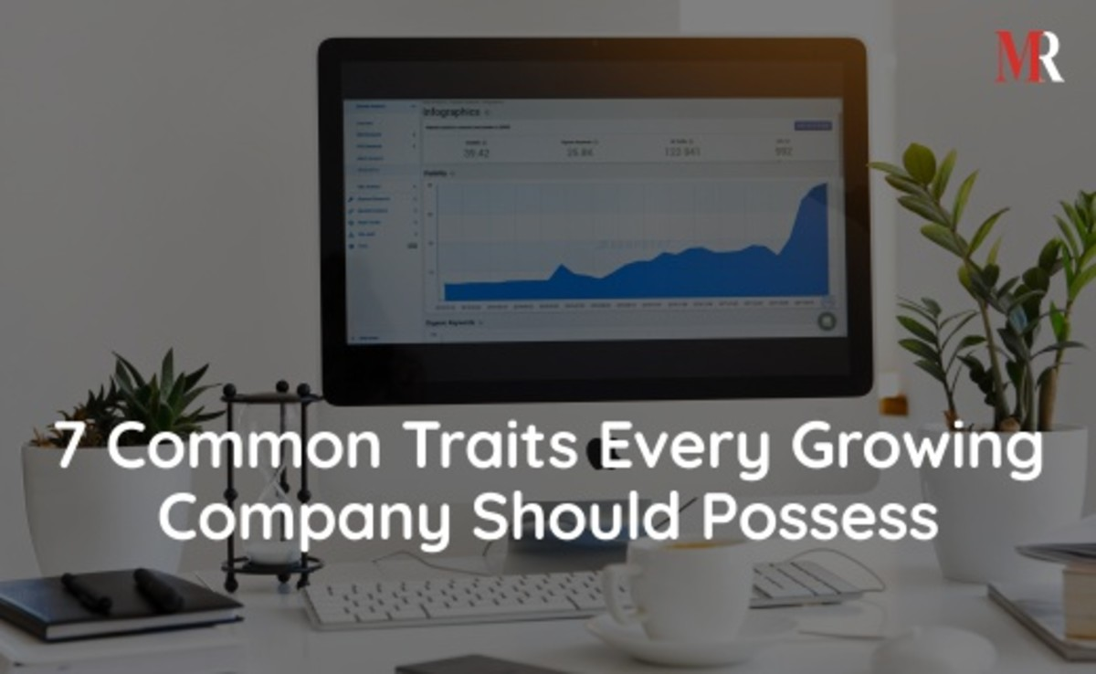 7 Common Traits Every Growing Company Should Possess