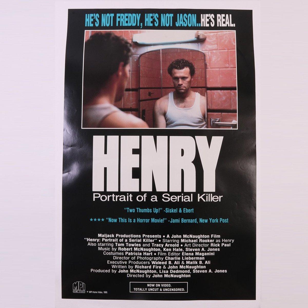 Henry: Mirror of a Serial Killer.