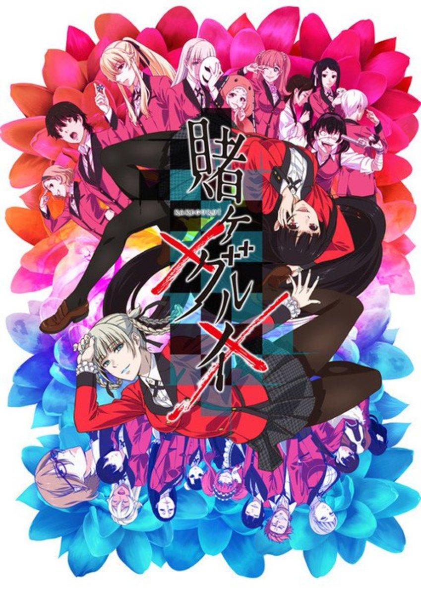 Anime Review: Kakegurui Season 2 (2019)