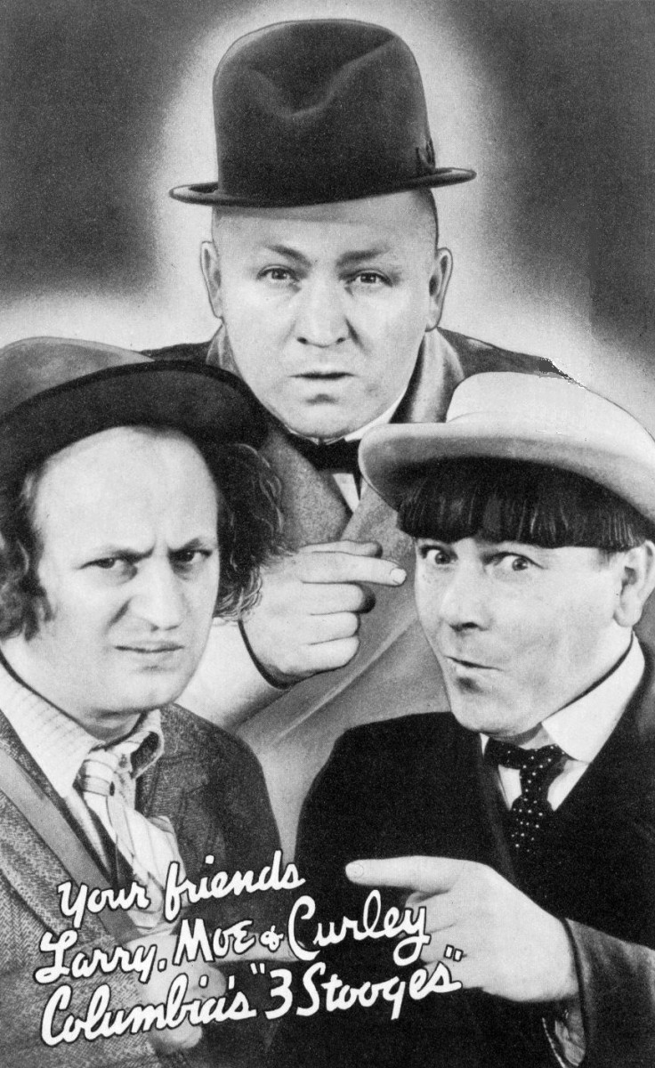 List of the ten best Three Stooges films from the Curly years