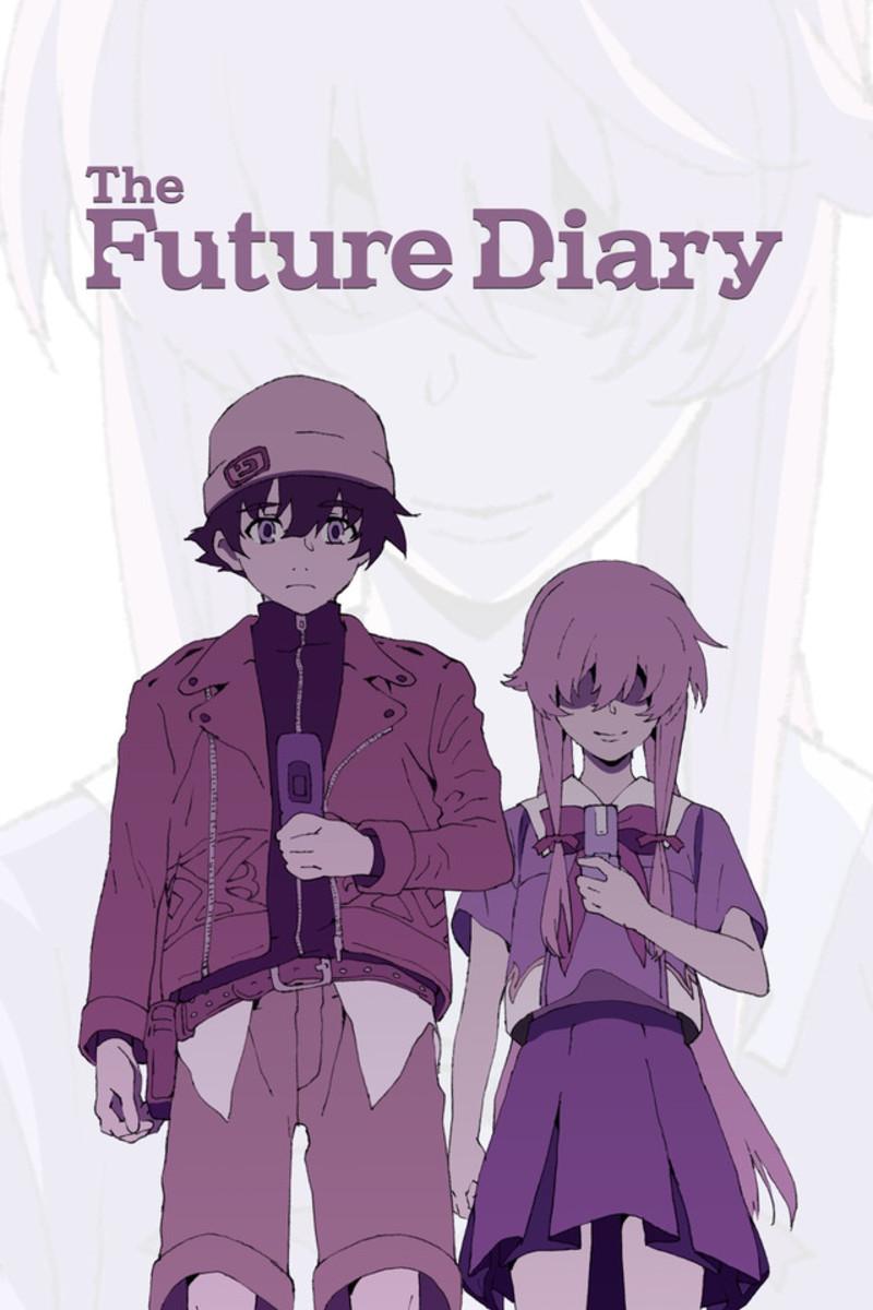 My Early Impressions of Mirai Nikki/Future Diary