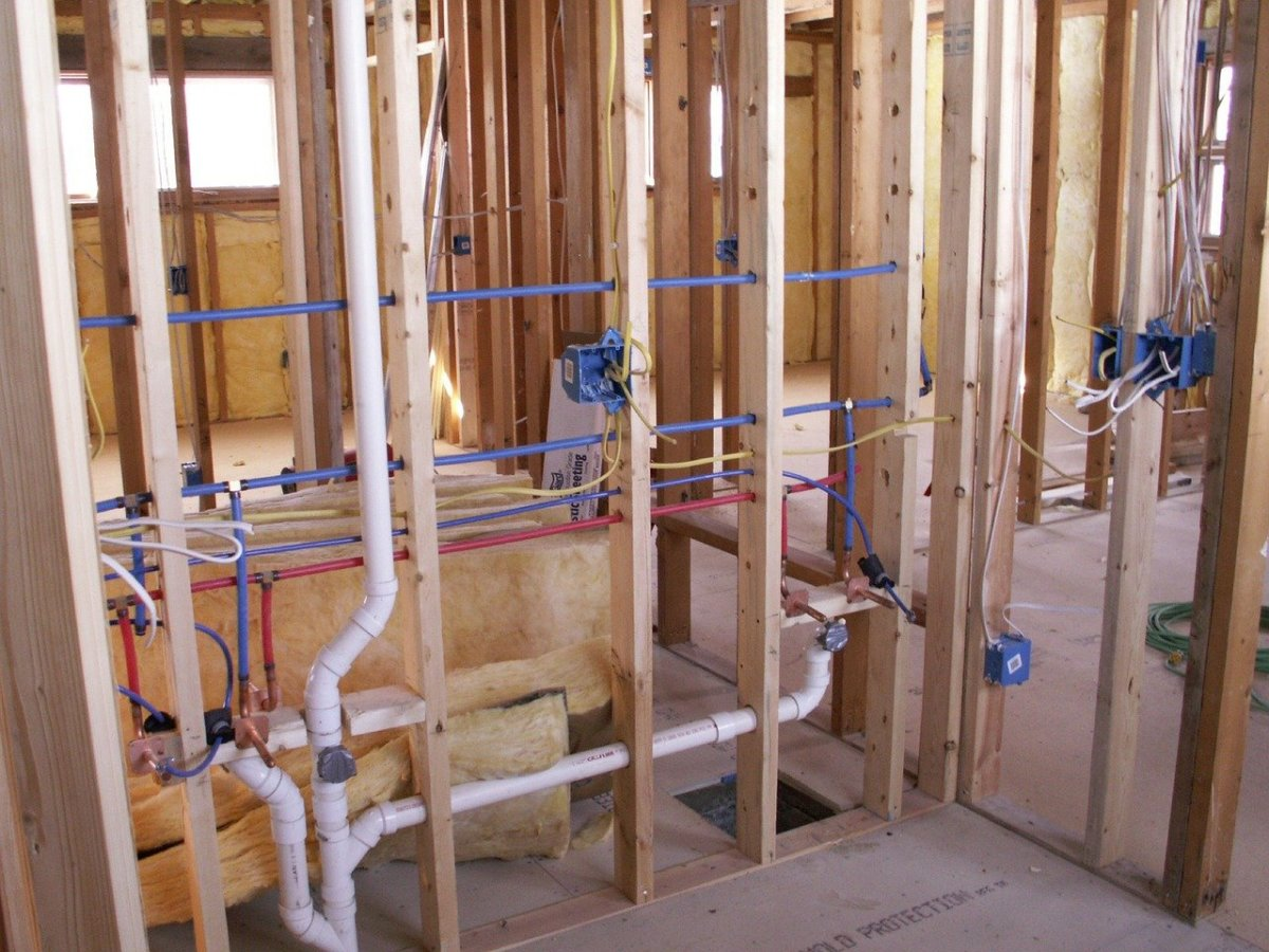 Plumbing in a Shipping Container Home
