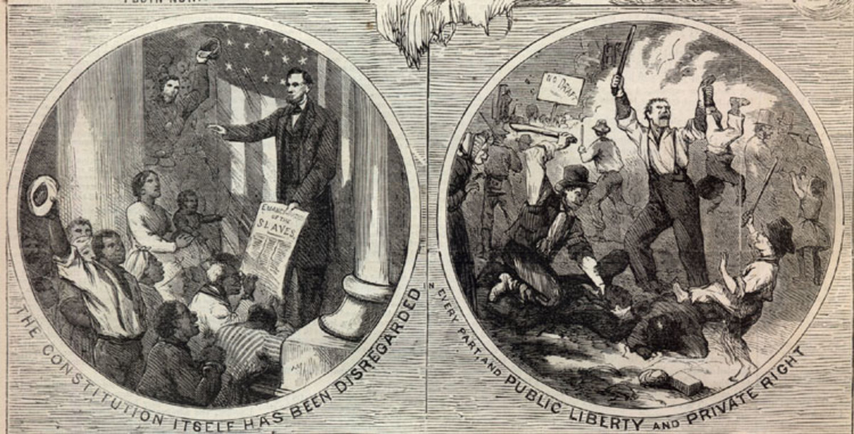 The Party of Hate – A Brief History of American Democrats 1792-1964