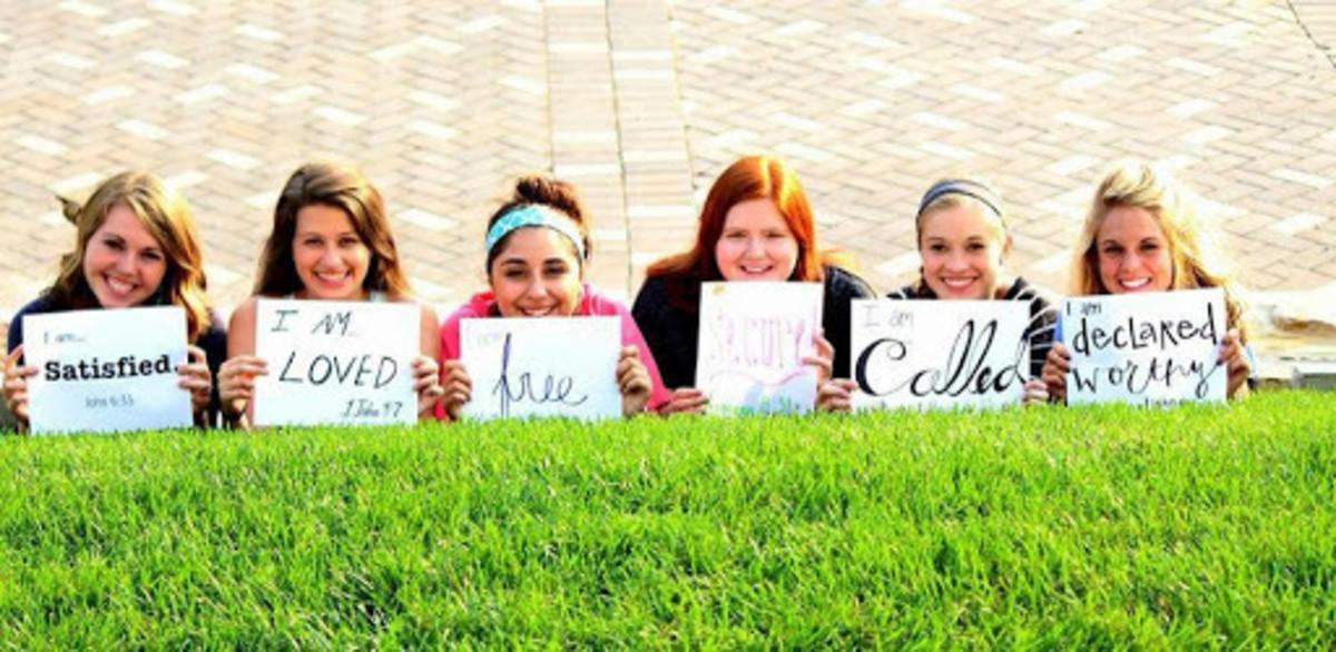 Beautiful Christian Girls