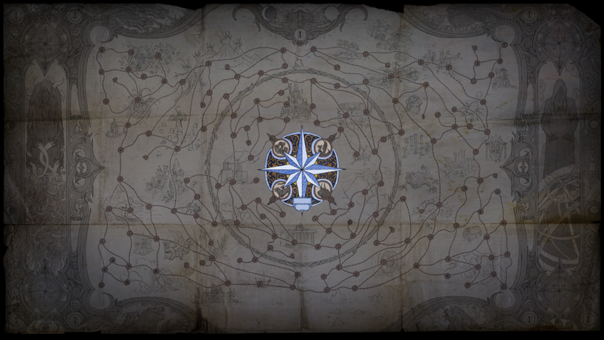 The Atlas of Worlds, Path of Exile's endgame.