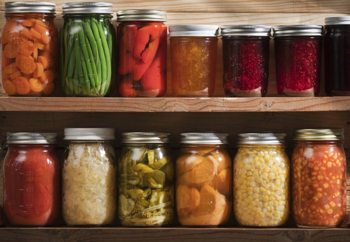 5 Reasons You Should Be Canning Food in 2020