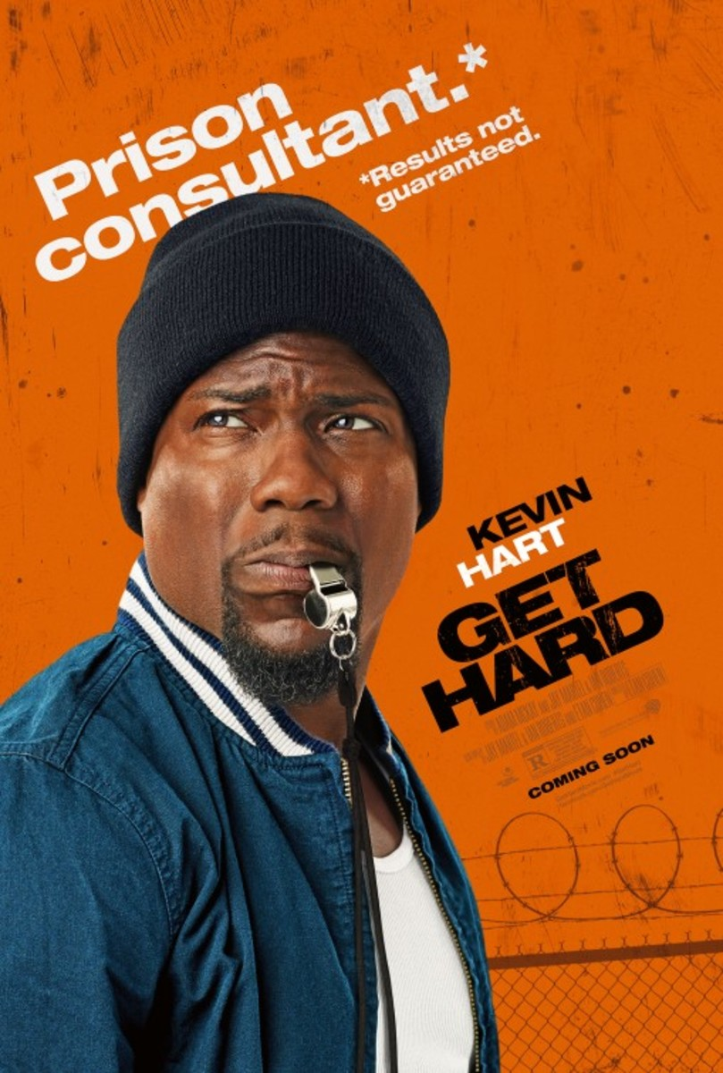 Get Hard (2015) Movie Review