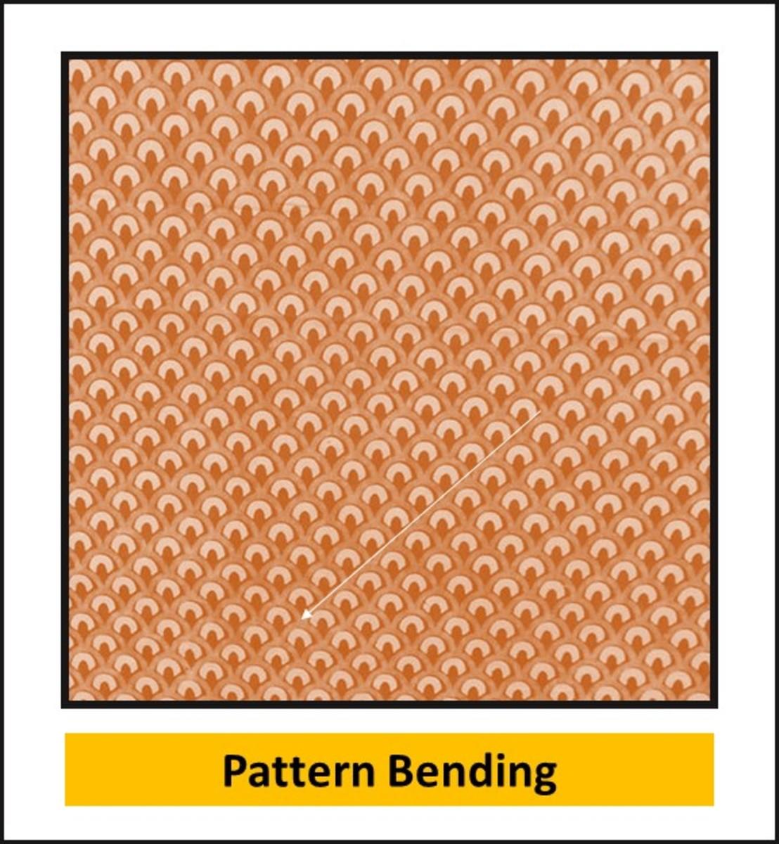 Pattern Bending