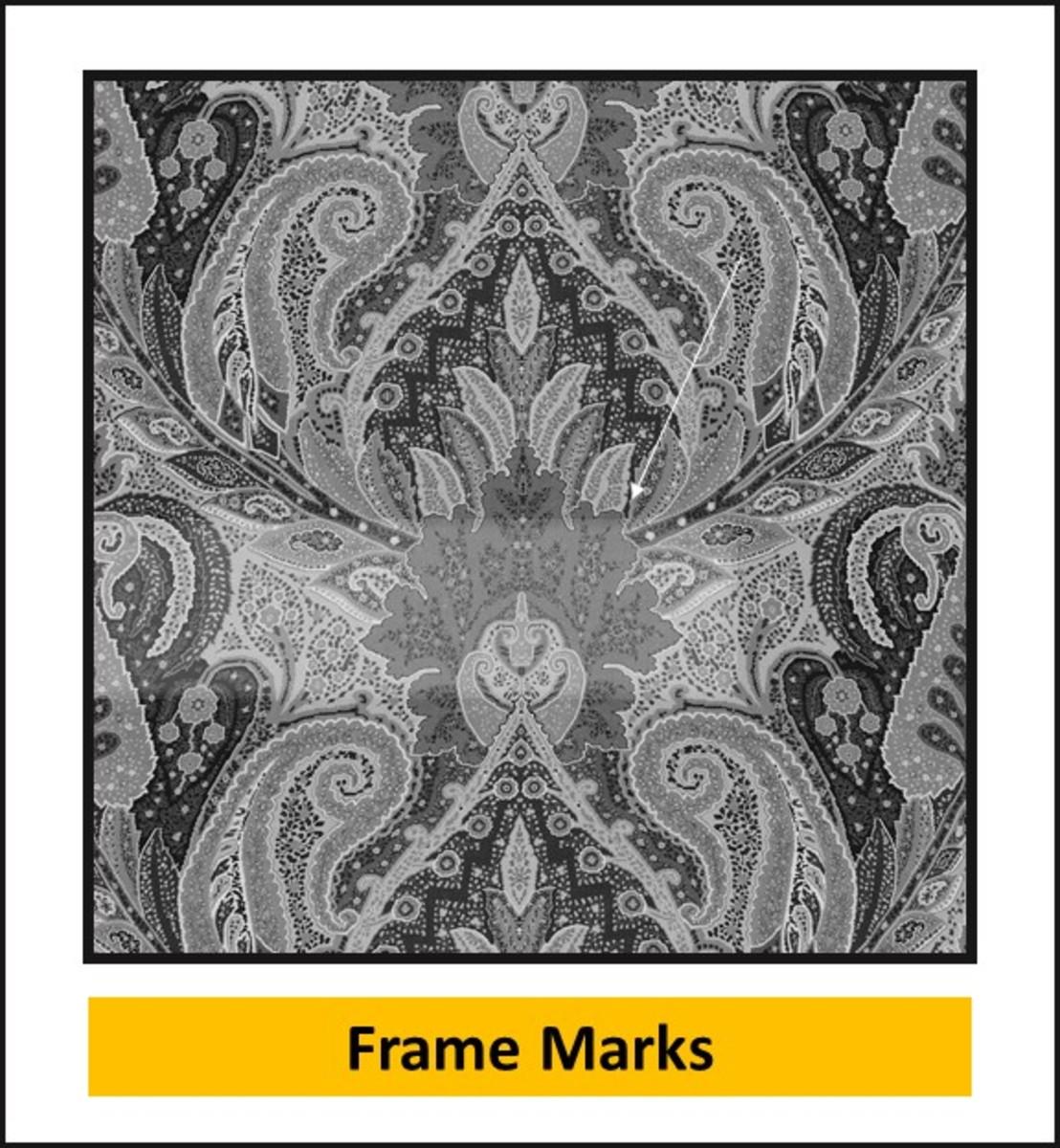 Frame Marks