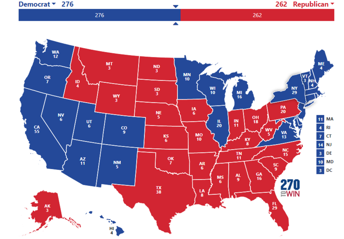 Biden path to Victory 2