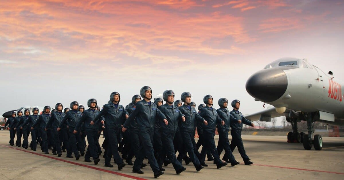 Just How Good are the Mainland Chinese Fighter Pilots?