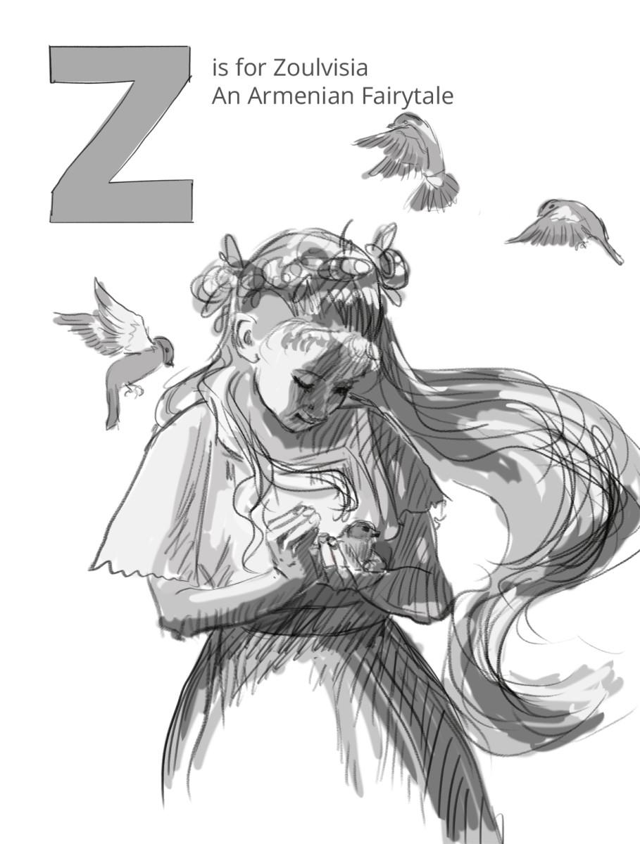 Value Sketch for Zoulvisia