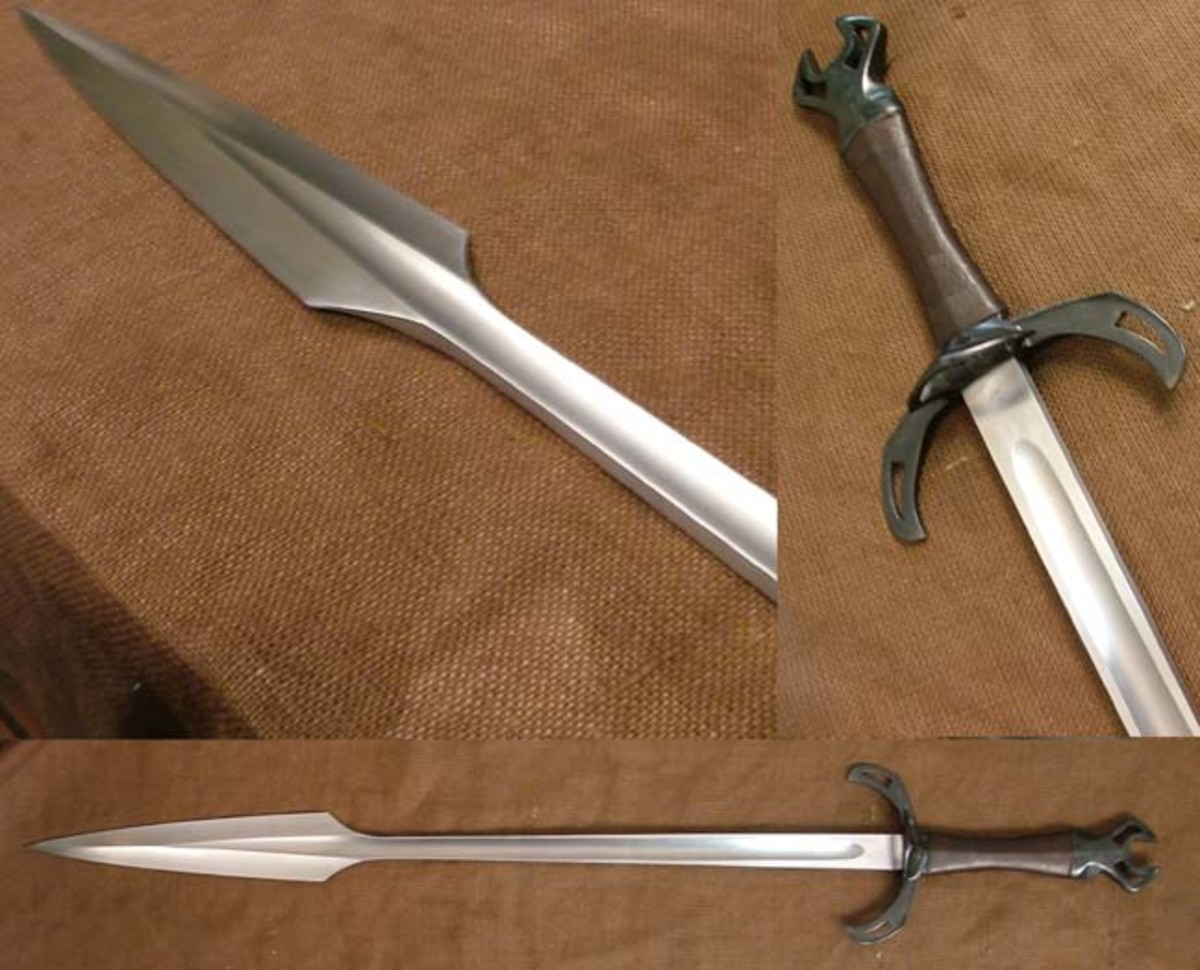 A Brief History of the Boar Sword
