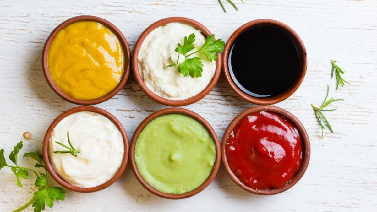 10 Indianised Homemade Basic Condiments - Sauces