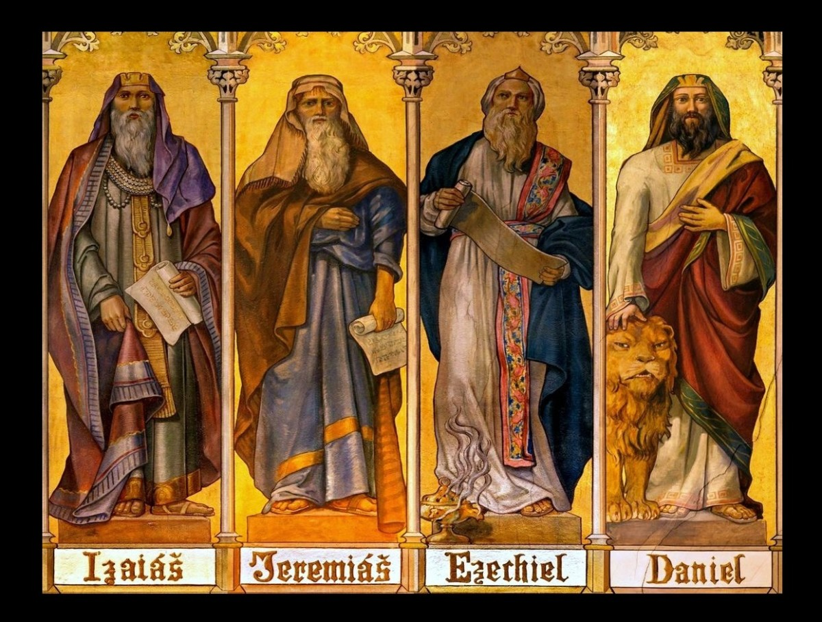 Church Government Part 2: Prophets and Apostles