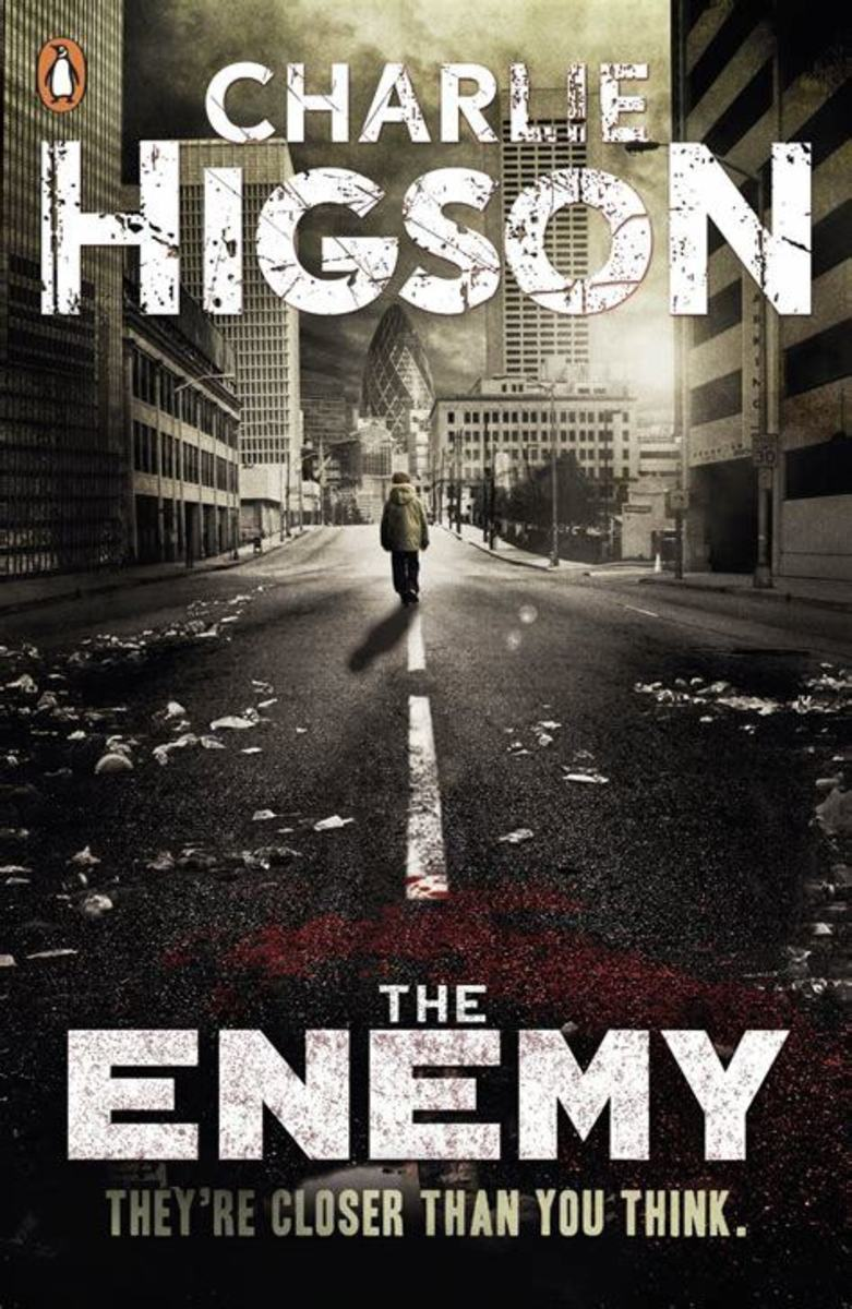 """A Book Review of """"The Enemy"""" by Charlie Higson"""
