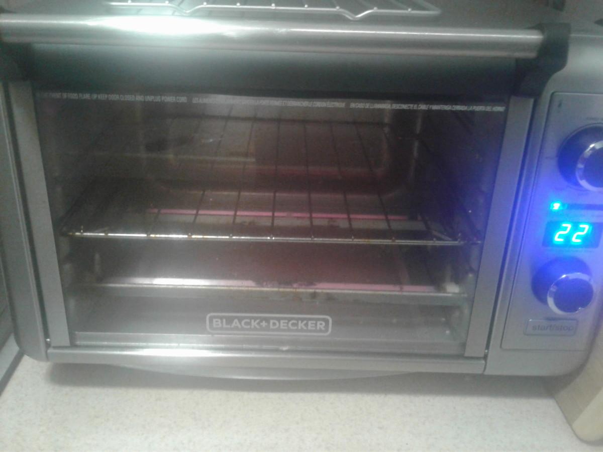 my little toaster oven