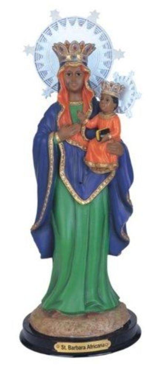 Saint Barbara Africana