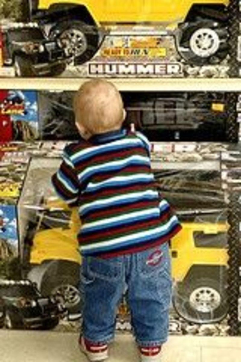 Toddler Hummer