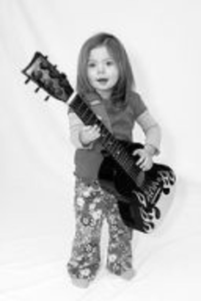 toddler music gifts