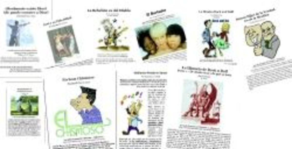 Intermediate Sunday School Classes in Spanish
