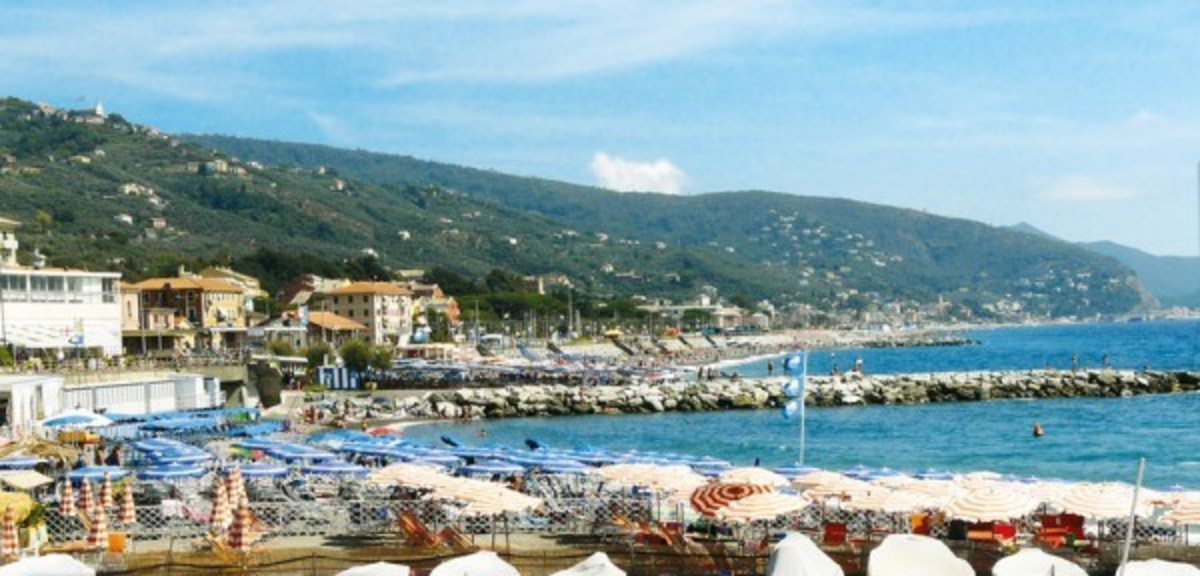 A Rough Guide to Liguria in Italy . Things to do in Lavagna