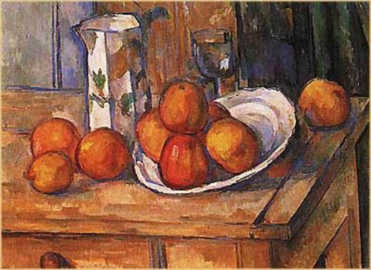 Paul Cezanne - Still Life 1900