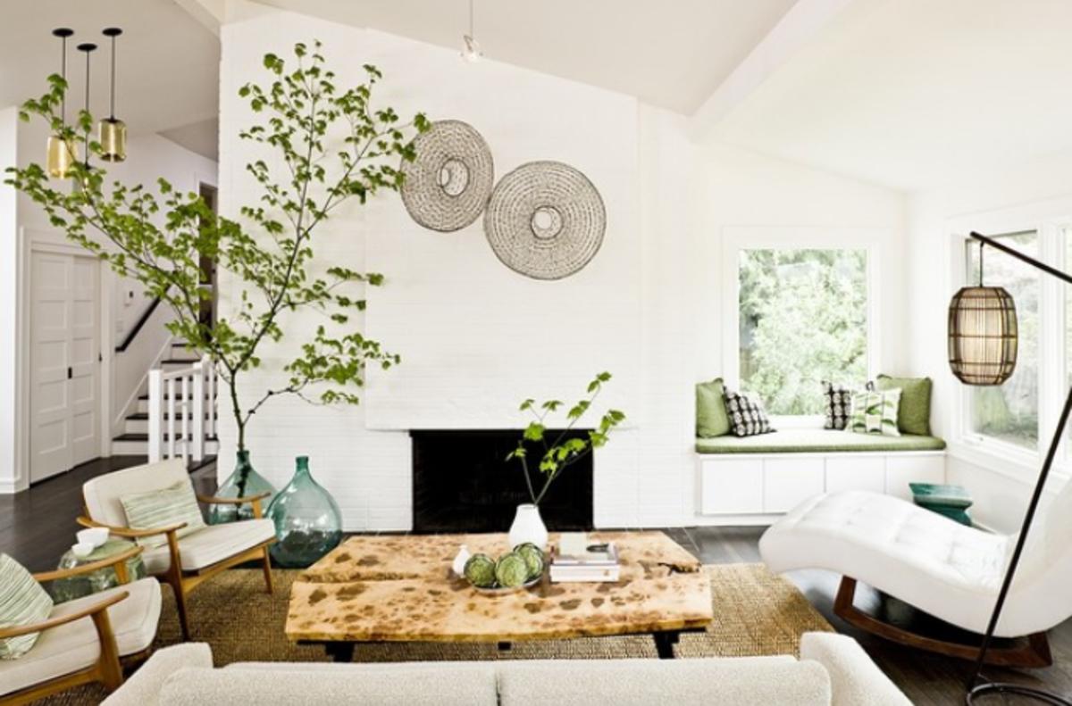 Portland Living Room