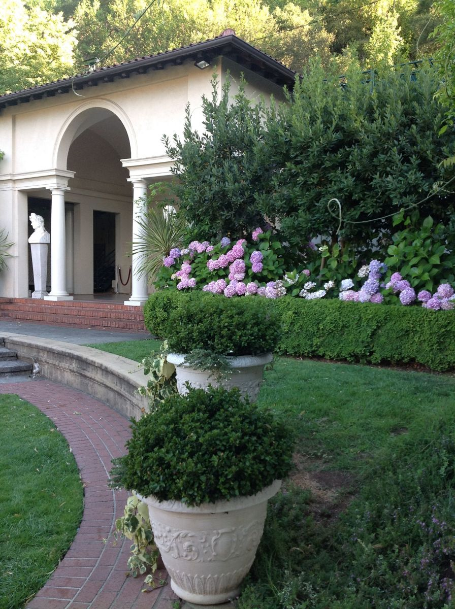 Villa Montalvo, Saratoga, California