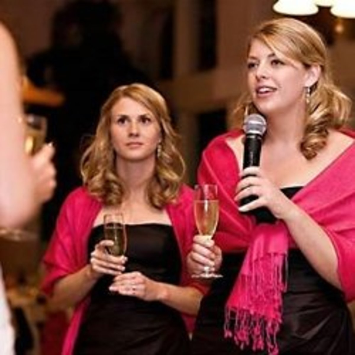 Maid of Honor Wedding Toasts and Speeches