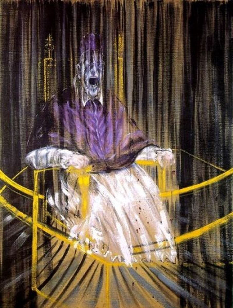 """Study 1953"" by Francis Bacon"