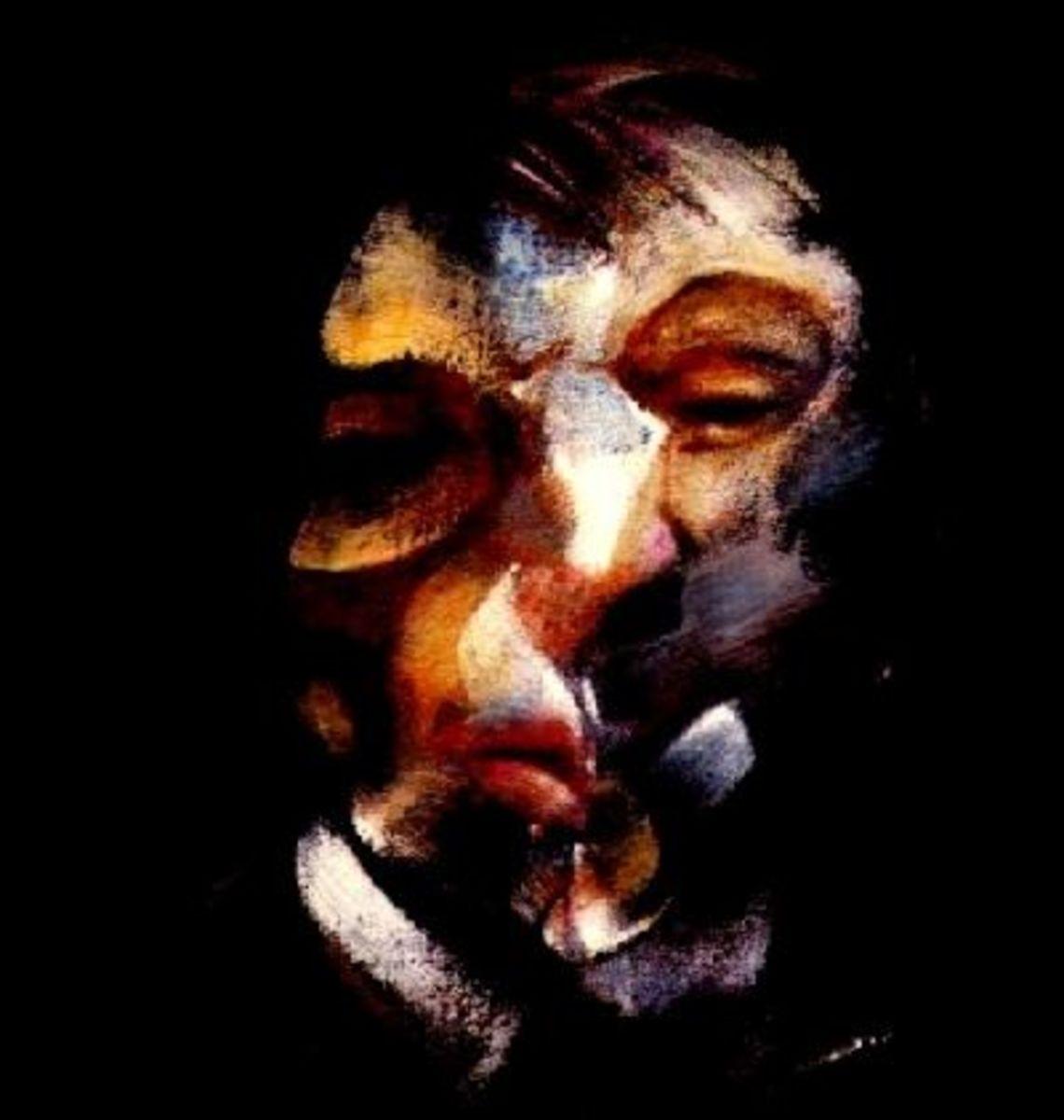 Francis Bacon's Self Portrait