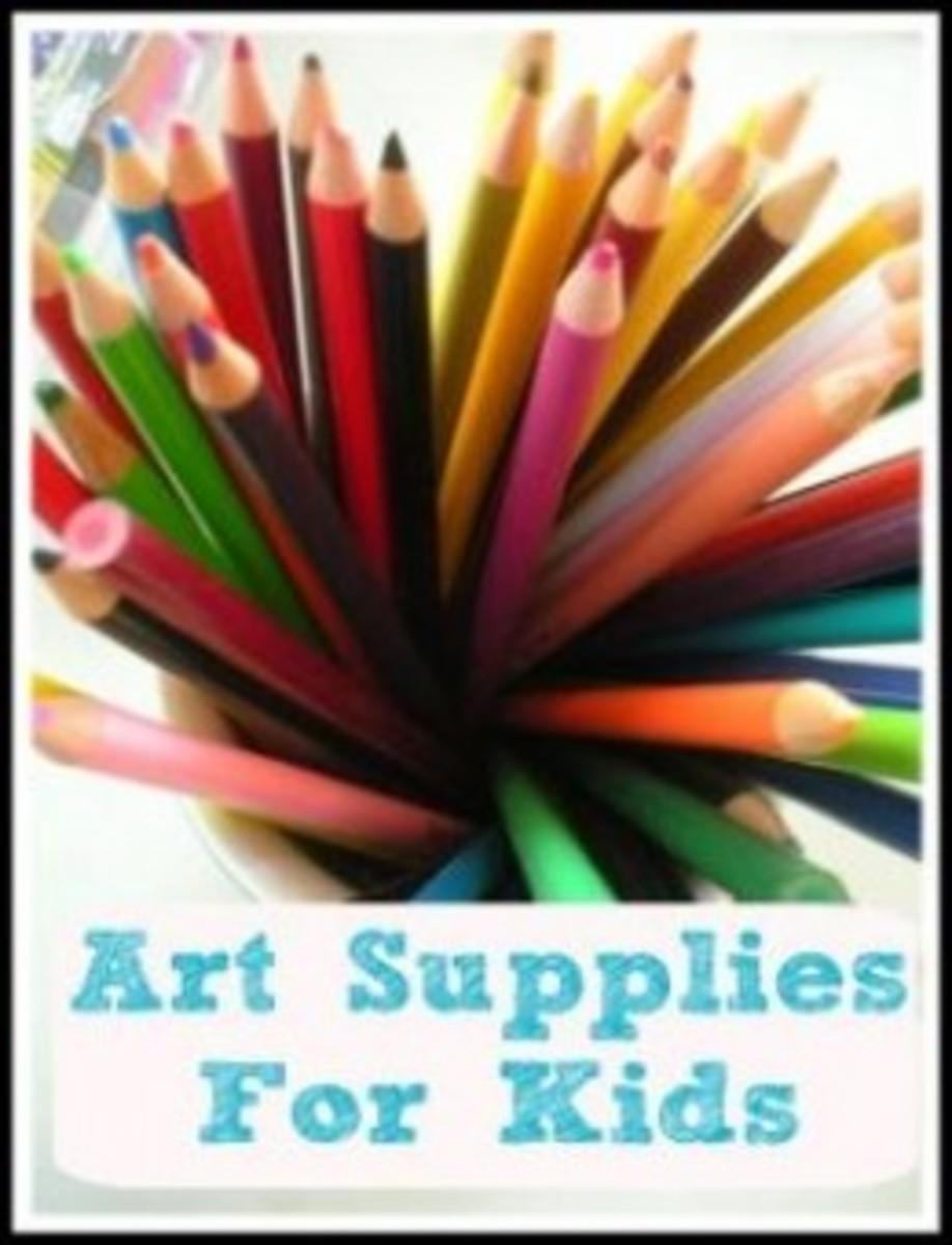Art Supplies for Kids