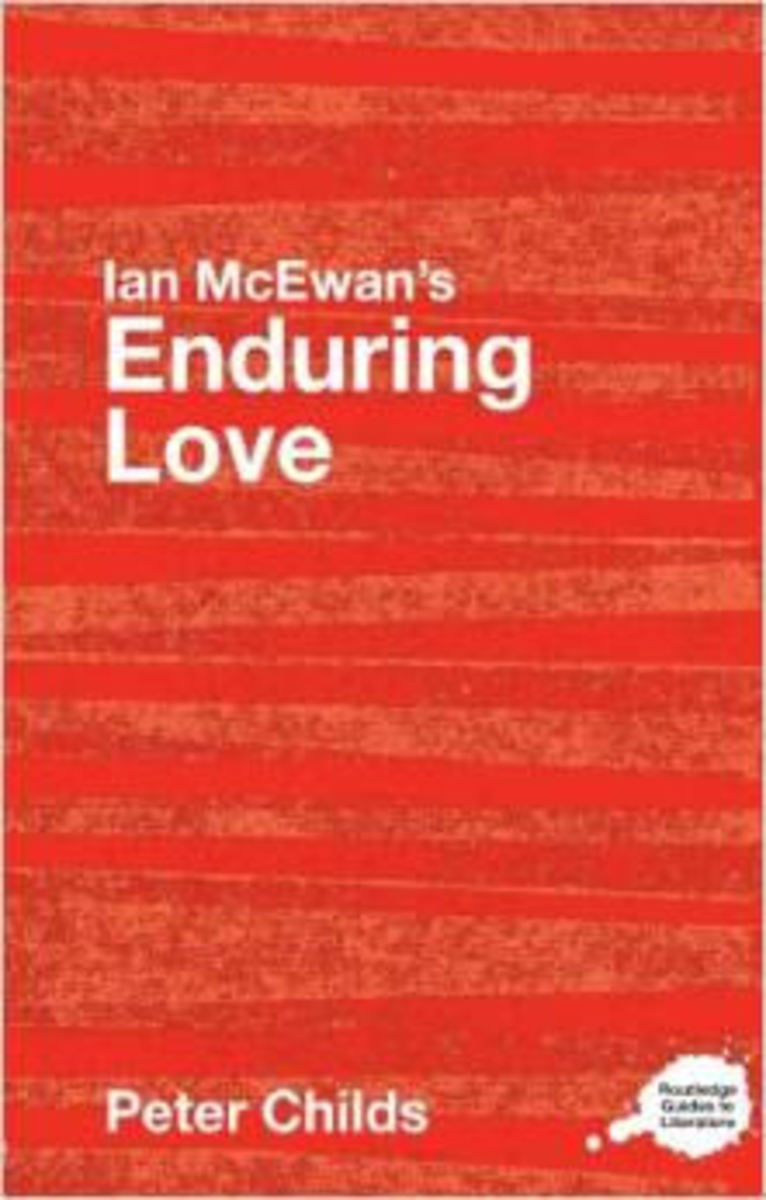 jed parry enduring love essay Ian mcewan in the novel 'enduring love' depicts the theme of obsession in many diverse forms mcewan uses different styles of language to portray the.