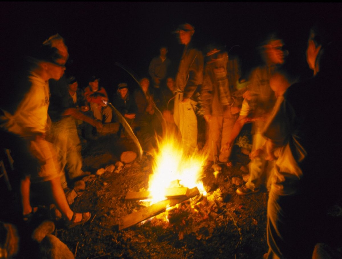 All that you need are some fun campfire songs!