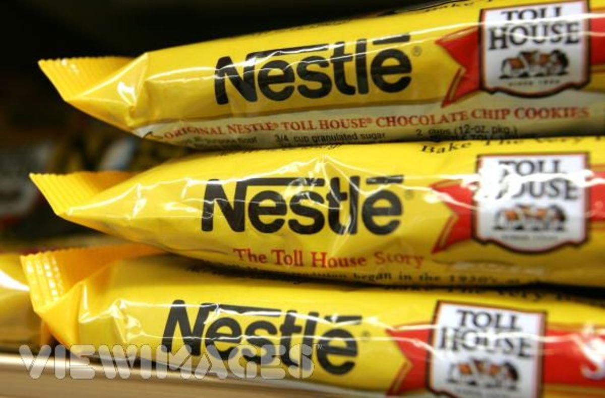 Nestle Toll House Chocolate Chips