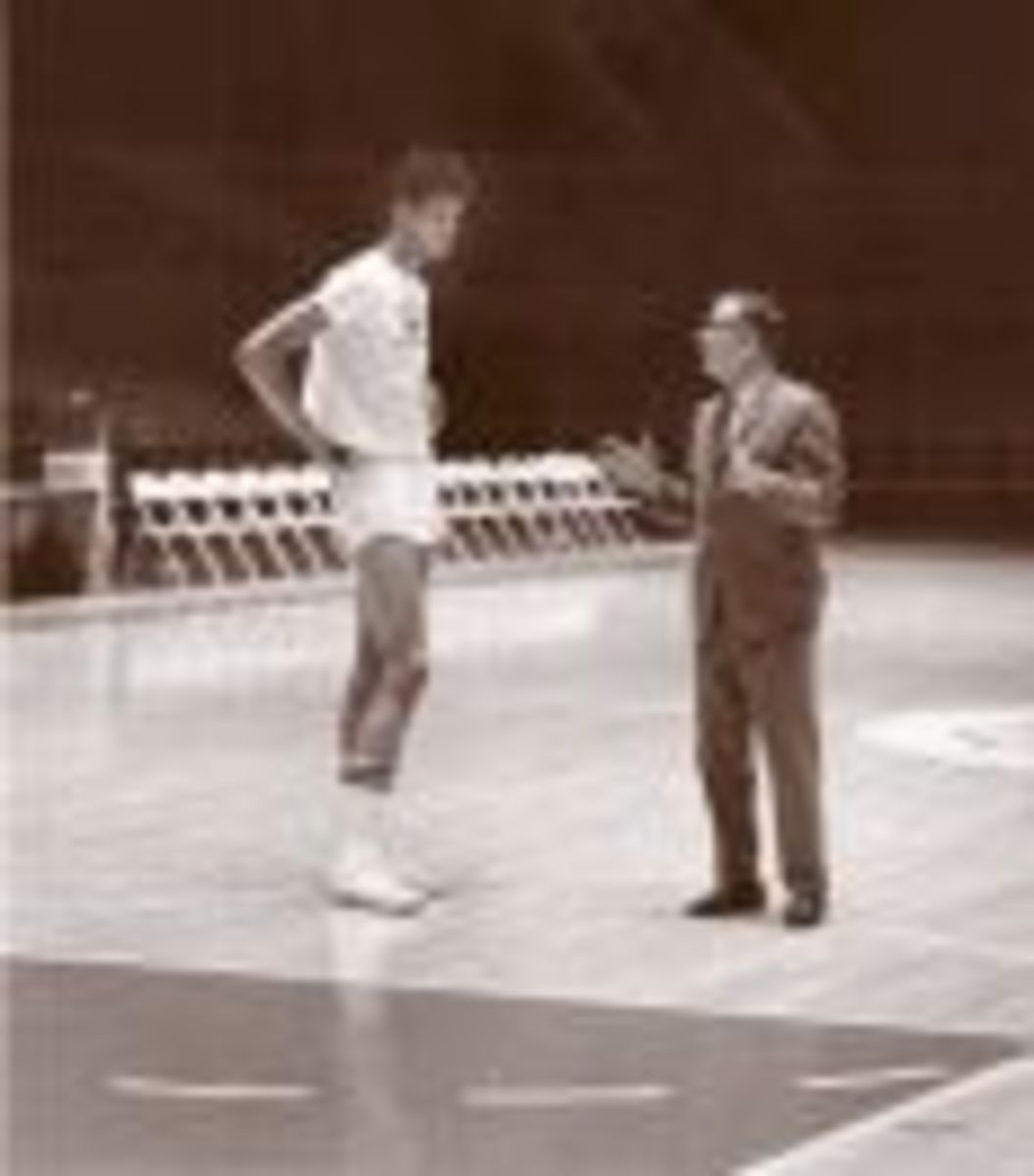 The Philosophy Behind Coach John Wooden's Pyramid of Success