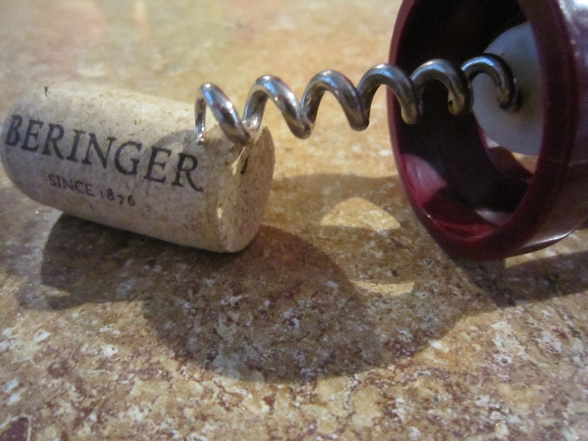 There are many different tools to use for opening wine