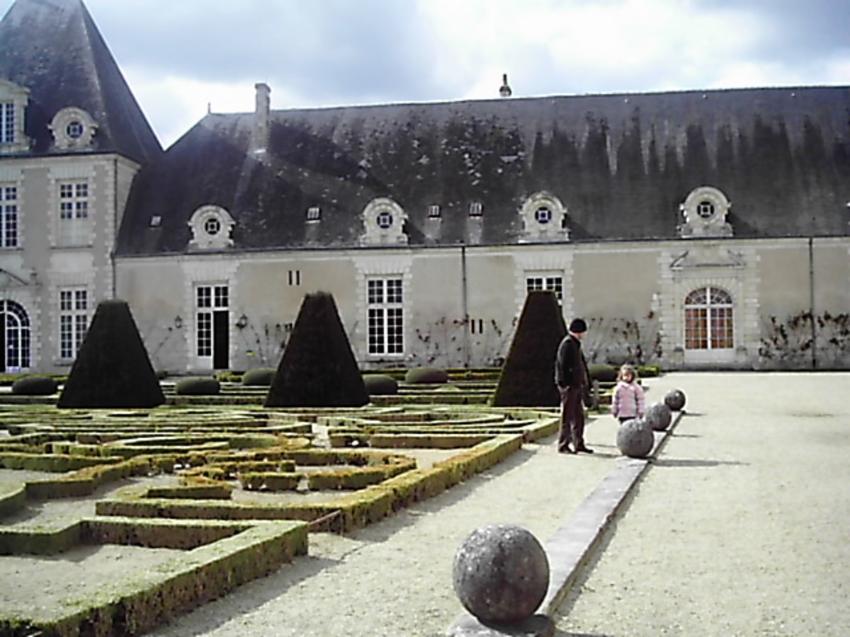 french-castles