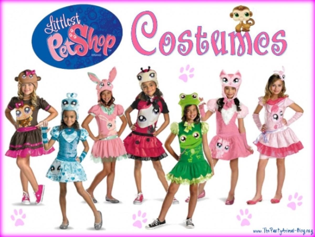 Littlest Pet Shop Costumes