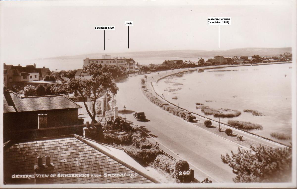 Sandbanks Poole Dorset