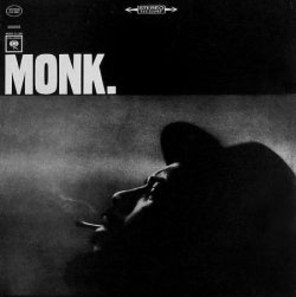 "Thelonious Monk ""Monk"" Columbia CS 9091  12"" LP (1964) Album Cover Design by Bob Cato, Photo by W. Eugene Smith"